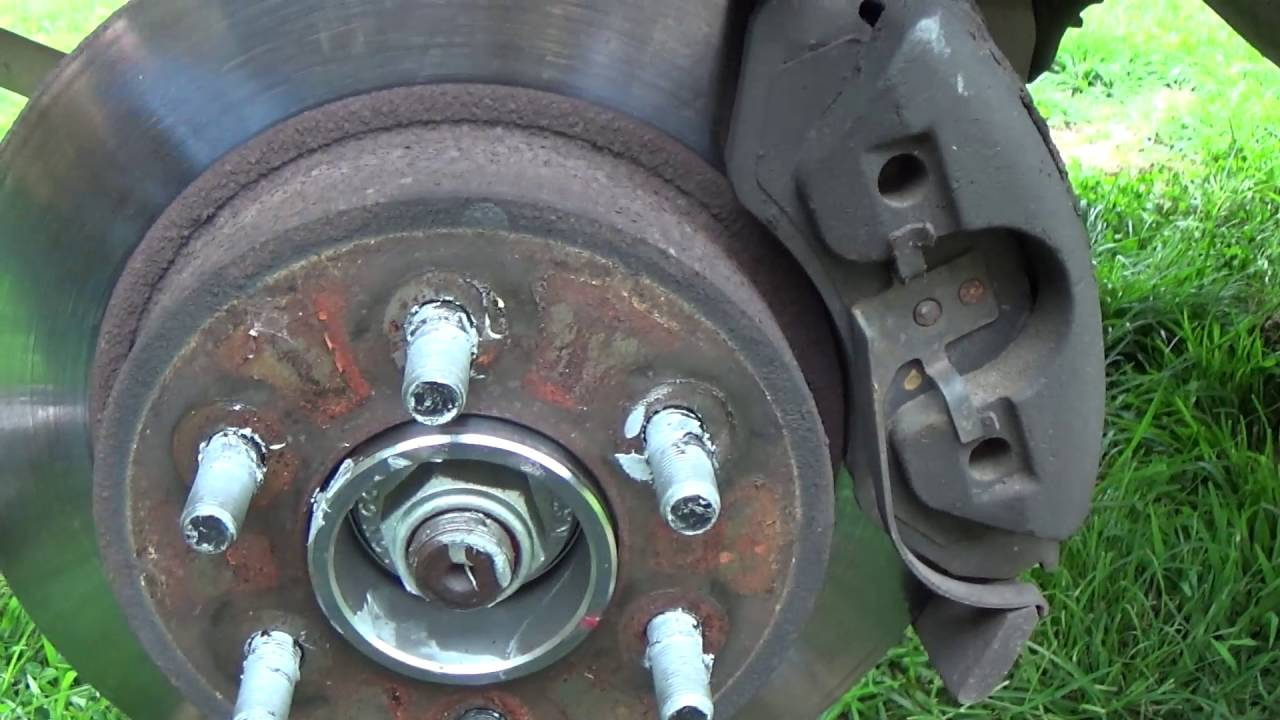 brake caliper replacement 1999 dodge dakota [ 1280 x 720 Pixel ]