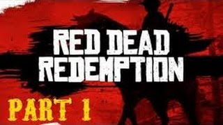 Red Dead Redemption multiplayer Free roam with brinkman Ep 1