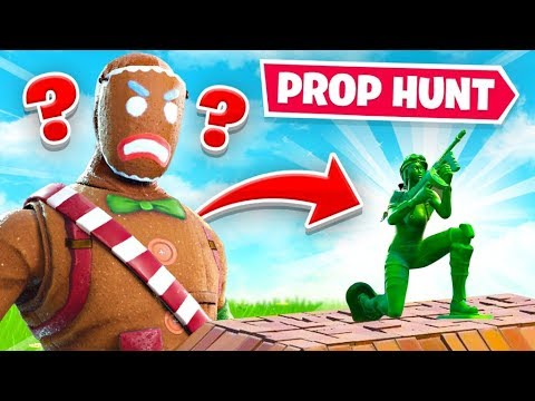 TOY STORY 4 Prop Hunt in Fortnite w/ Lazarbeam, Alex & Boomer!