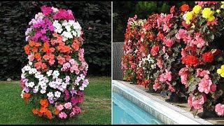 Aprenda a Fazer uma Torre de Flores – Super Fácil