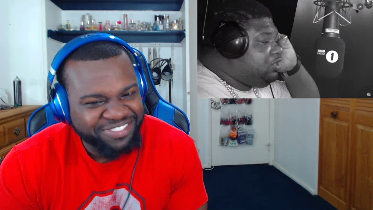 Download Big Narstie - Fire in the Booth (Part 3) Reaction