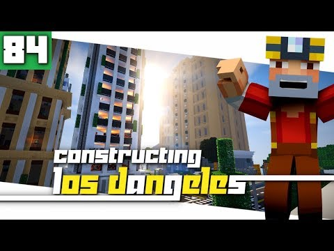 Constructing Los Dangeles: Season 2 - Episode 83! (Penthouse Progress!)