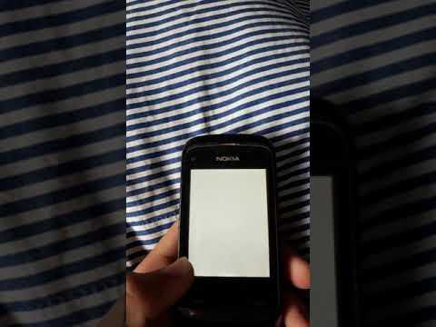 Nokia C2-02 startup
