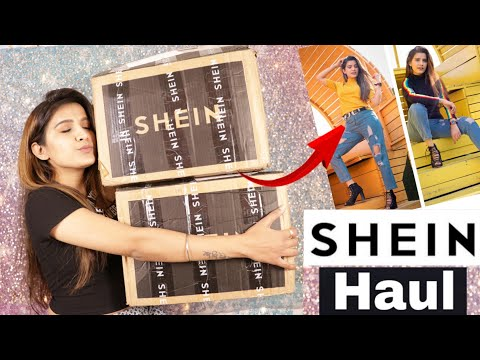 78ccd6026732 OMG 😮 40,000/- Rs SheIn Haul | Worth or Worse 🤑? Super Style Tips -  YouTube