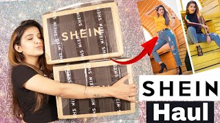 OMG 😮 40,000/- Rs SheIn Haul | Worth or Worse 🤑?  Super Style Tips