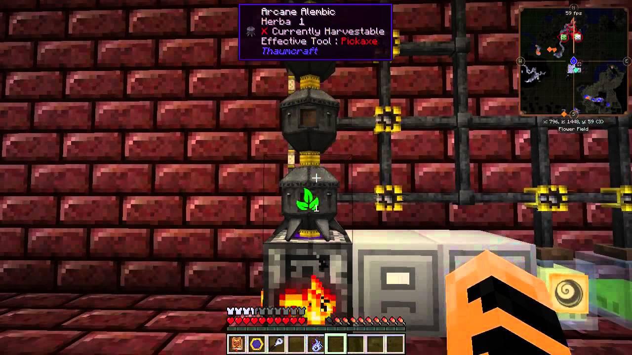 Thaumcraft alchemy golem not working