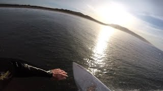 Surfing Trestles POV   April 16th   2017 (RAW FOOTAGE)