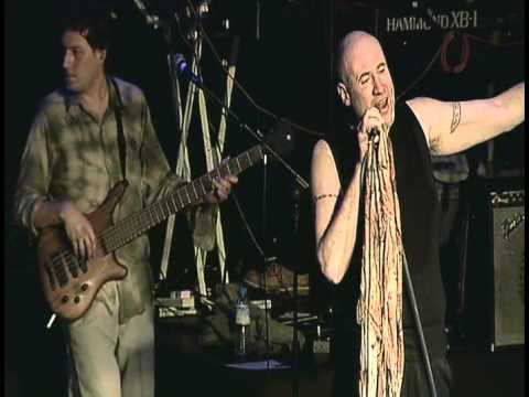 FISH - Scattering Crows LIVE 2004