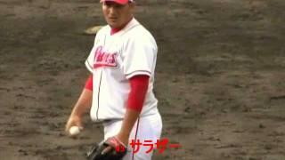 大阪ホークスドリーム 小松原鉄平 サヨナラタイムリーヒット 2011/5/22