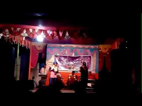 Santali Stage program - dangua mone Do