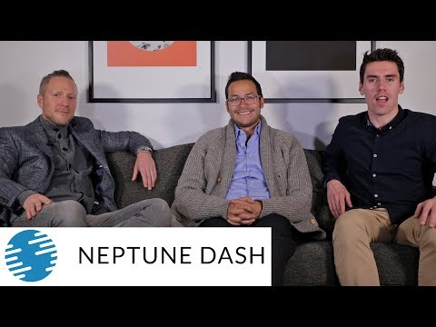 A sit down with Neptune DASH's Cale Moodie & Troy Wong | Coinsquare