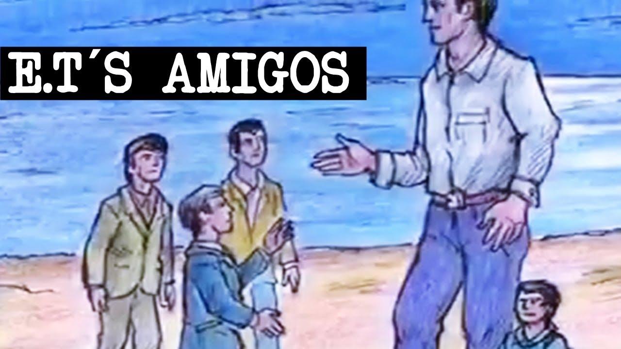 Caso AMICIZIA: A AMIZADE ENTRE ALIENÍGENAS E HUMANOS