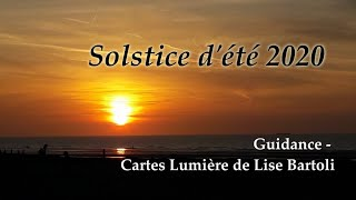 Energies du Solstice d'été 2020 - Modeler une part Ombre - Guidance