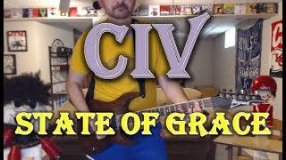 CIV - State Of Grace (Guitar Tab + Cover)