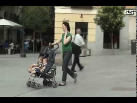 Spain Madrid Downtown 스페인 마드리드시내