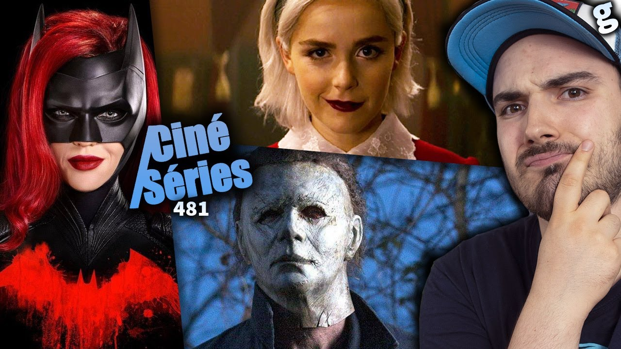 Netflix annule Sabrina ! Nouvelle actrice Batwoman ! Report films Halloween & Date Ready Player 2 !