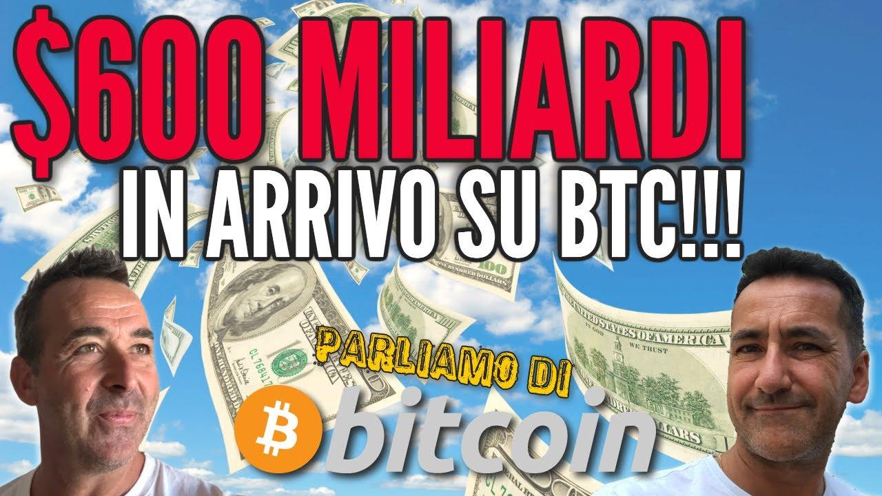 bitcoin in arrivo sul mercato)