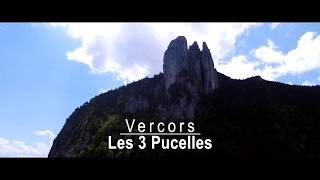 [VERCORS] - Les 3 Pucelles - Drone