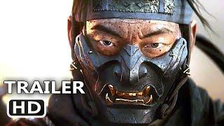PS4 - Ghost Of Tsushima Trailer (4K Ultra HD, 2020)
