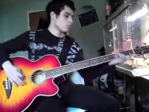 Green Day - Basket Case (bass cover)