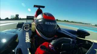 Lotus F1 Team Builds the Best Network with Juniper