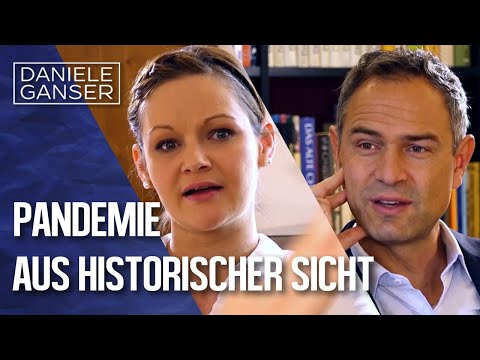 Dr. Daniele Ganser im Gespräch: Die 2020er Pandemie aus historischer Sicht (Nuoviso 1.11.2020)