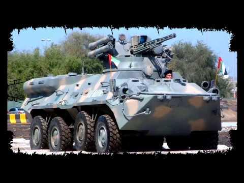 BTR 80 Vs  Stryker HD 2014
