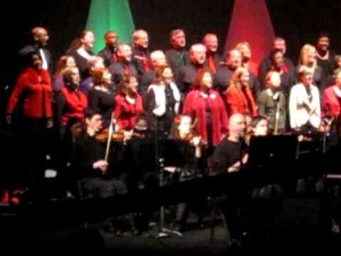 Hope Presbyterian Church Christmas Eve Candlelight Service - Memphis
