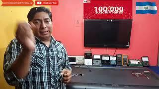Revisión de samsung smart tv UN55J5300AH sin video electronica nuñez