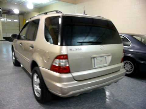 2003 mercedes ml320 1885 sold youtube for 2003 mercedes benz ml320 problems