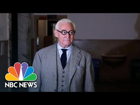 Roger Stone Pleads Not Guilty To Charges Brought By Special Counsel | NBC News
