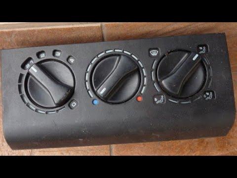 Замена радиатора печки Passat B3 B4 ИНСТРУКЦИЯ для начинающих