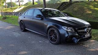 2019 Mercedes-AMG E 63 S - Fxxking X-Rated Performance | EvoMalaysia.com