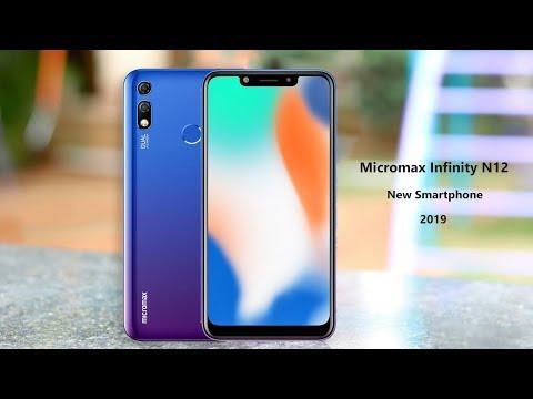 Micromax | Infinity N12 | New Smartphone -2019