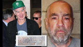 John McEnroe sells Charles Manson-inspired Charles Manson for $10.4M