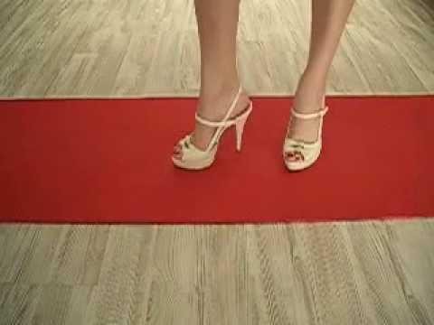 high heel sandaletten greda youtube. Black Bedroom Furniture Sets. Home Design Ideas