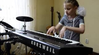 вотчицева Эвелина 8 лет  Ю. Весняк