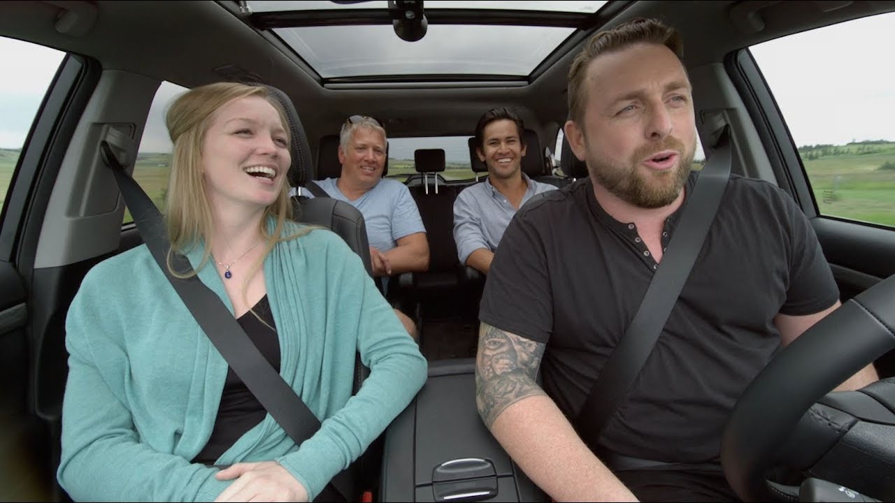 Toyota s driver easy speak johnny reid takes his songs to new levels