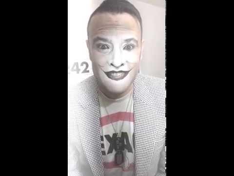 "The Joker endorses Asphalt Socialites! ""Celebrity"" Endorsement Series"