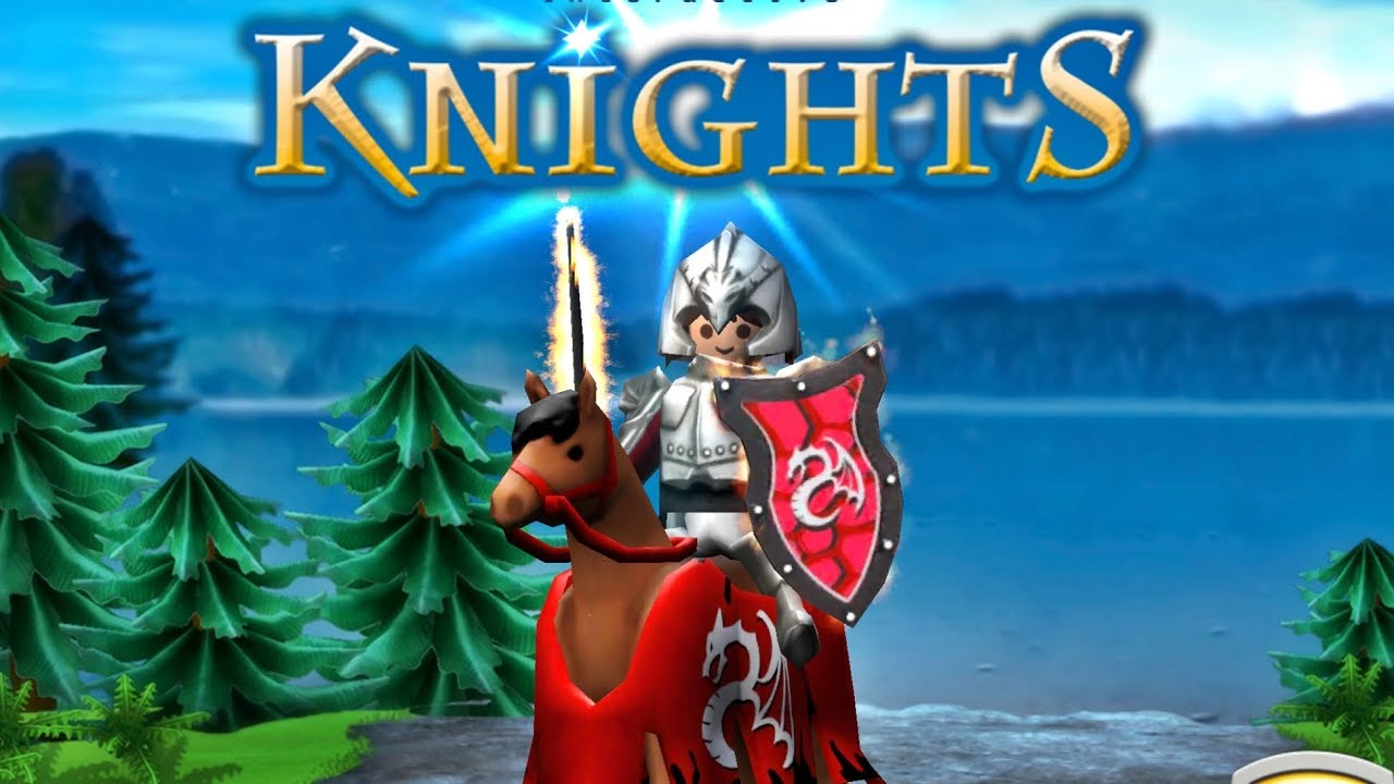 Beste Apps Android Playmobil Knights - (ipad, Android, Iphone) Kostenloses