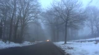 24012017 1 C. Dooi en mist. Losser Oldenzaal