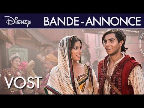 Aladdin (2019) - Bande-annonce officielle (VOST) I Disney