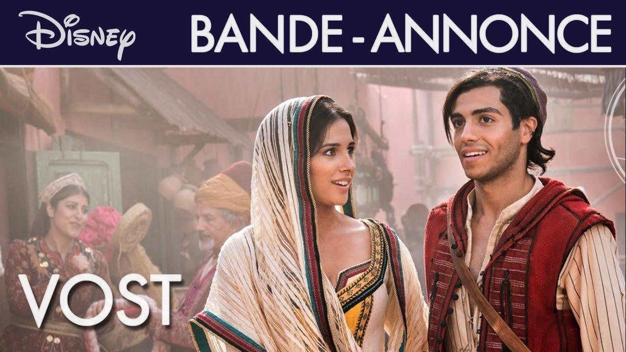 Download Aladdin (2019) - Bande-annonce officielle (VOST) I Disney