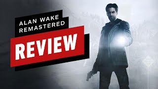 Alan Wake Remastered Review (Video Game Video Review)
