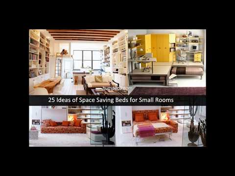 Hot 60 + Space Saving Ideas For Small Bedrooms Amazing Ideas 2018 - Home Decorating Ideas