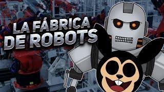 ROBLOX: LA ROBOT FACTORY