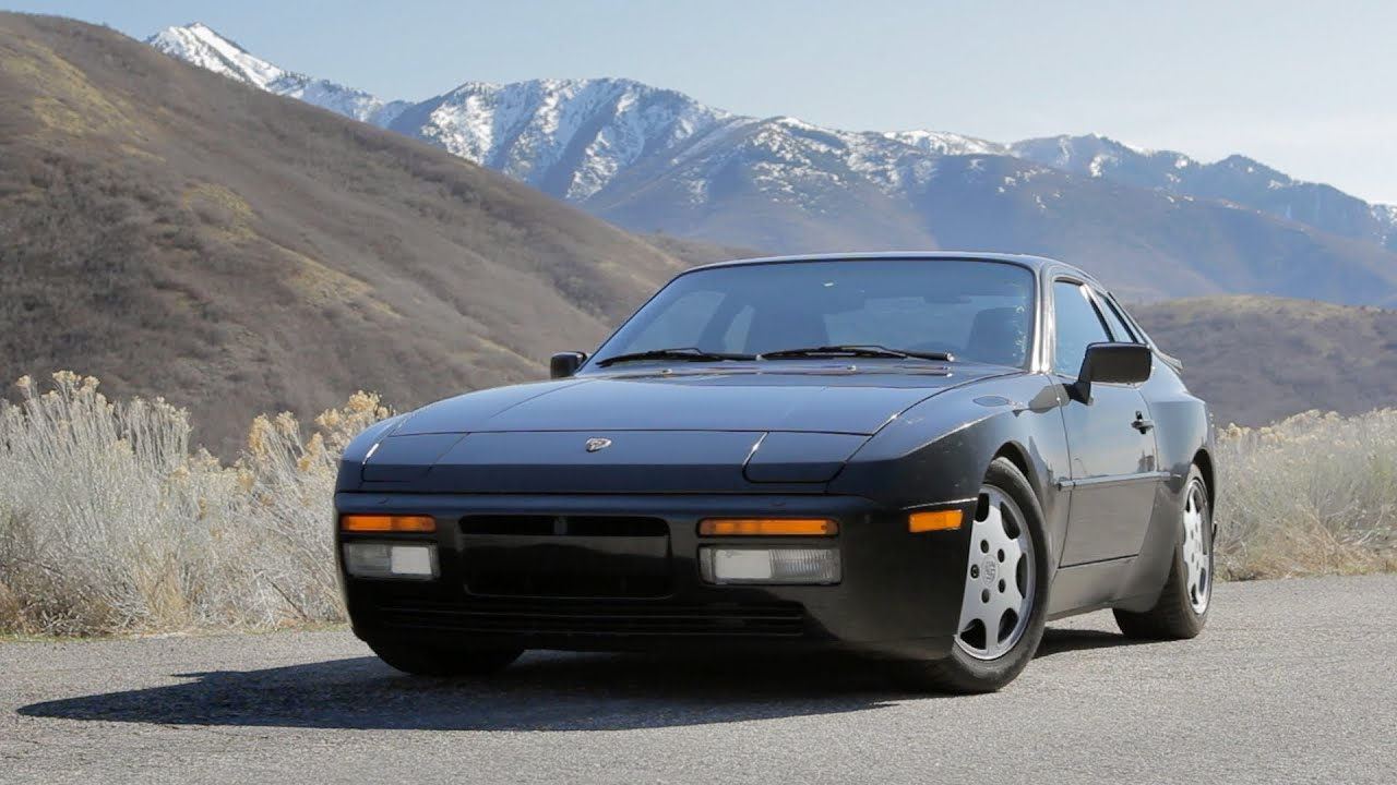 porsche 944 turbo fast blast review everyday driver youtube