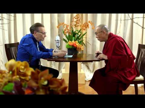 I'm Eager To Meet [The Pope]   Dalai Lama   Larry King Now - Ora TV