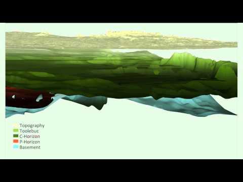 2012 GVS Galilee Basin Model