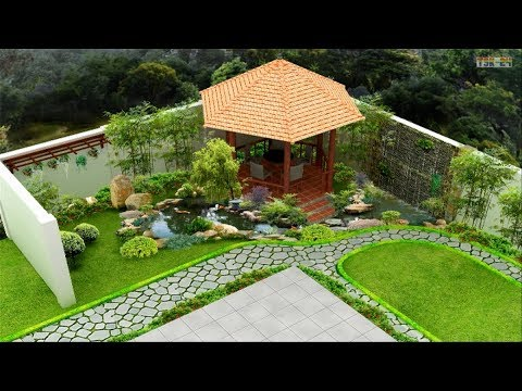 Beautiful Garden Ideas 2018 - House Beautiful - YouTube on Mansion Backyard Ideas id=31209